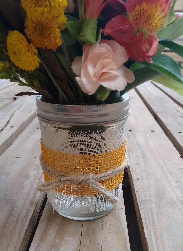 ribbon DM2 cream │ ribbon naturatte yellow fall